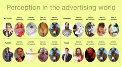 The World according to advertisers.